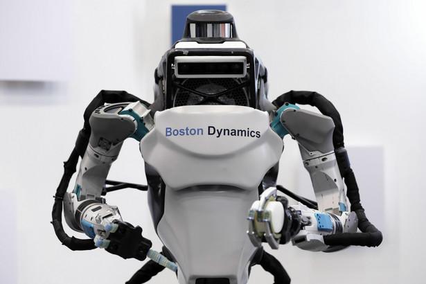 Robot Boston Dynamics