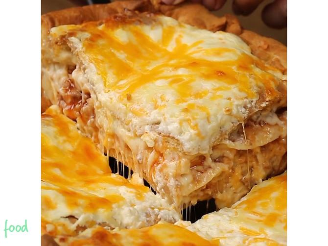 Pica lazanje: Najbolje od dva tradicionalna italijanska jela spojeno u jedan savršen obrok!