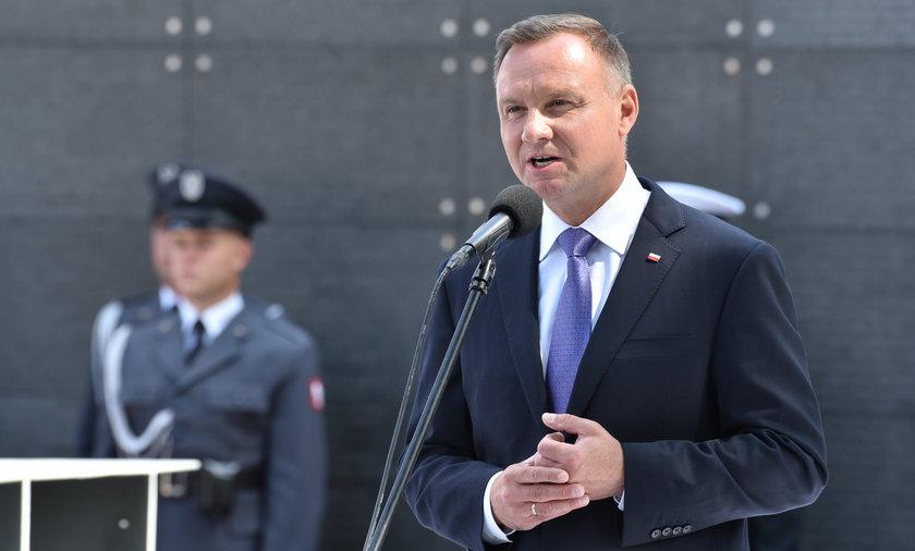Kryzys na polsko-białoruskiej granicy. Prezydent zabrał głos