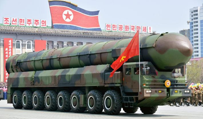 N. Korea claims 1st successful launch of ICBM