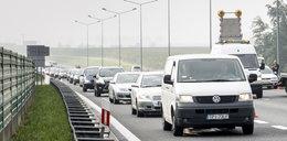 Wypadek na A4 pod Wrocławiem. Są ranni i korek