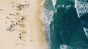 Niesamowite zdjęcia z drona. Trudno uwierzyć, że to polskie wybrzeże