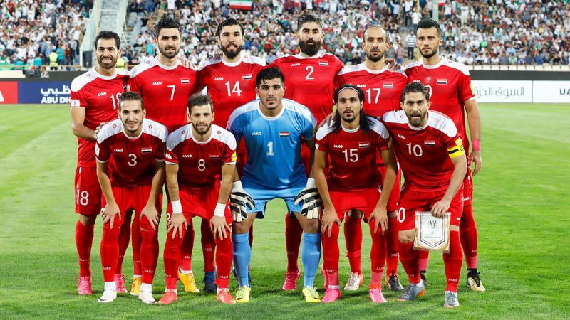 Reprezentacja Syrii