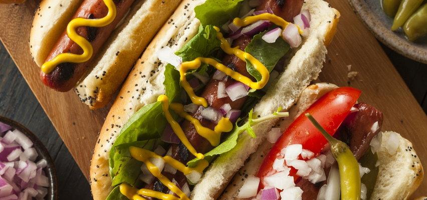 Hot dog zabiera ci... 36 minut życia!