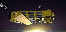 Kosmiczna katastrofa! Co się stało z satelitą?