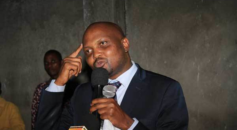 You are lying to yourself - Moses Kuria's daring message to Uhuru