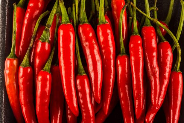 Papryka chilli Aby przyspieszyć swój metabolizm, staraj się dodawać do potraw szczyptę ostrej papryki.