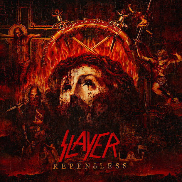 "Slayer - ""Repentless"""