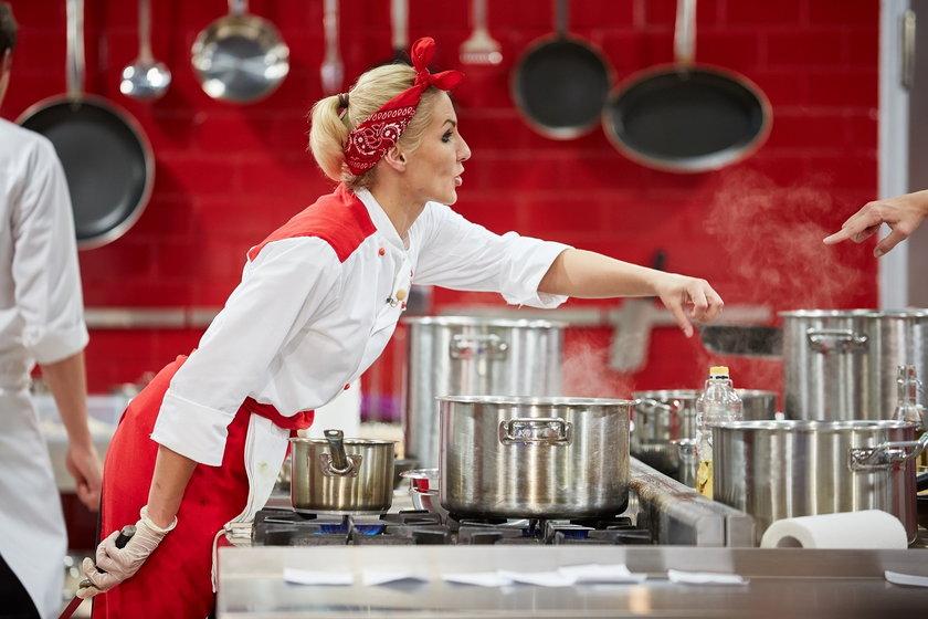 Hell's Kitchen. Piekielna Kuchnia.