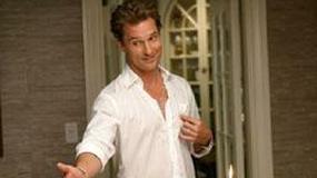 Zobacz, jak Matthew McConaughey romansuje z prawem