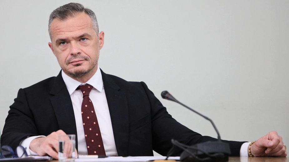 Sławomir Nowak (fot. 2019 r.)