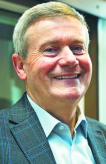 Wojciech Okoński, prezes Robygu