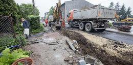 Rok opóźnienia przy budowie kanalizacji