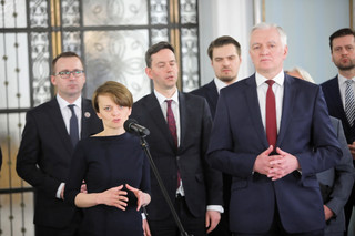 Bortniczuk: Gowin nie był w stanie przekonać kolegów z rządu do stanu nadzwyczajnego