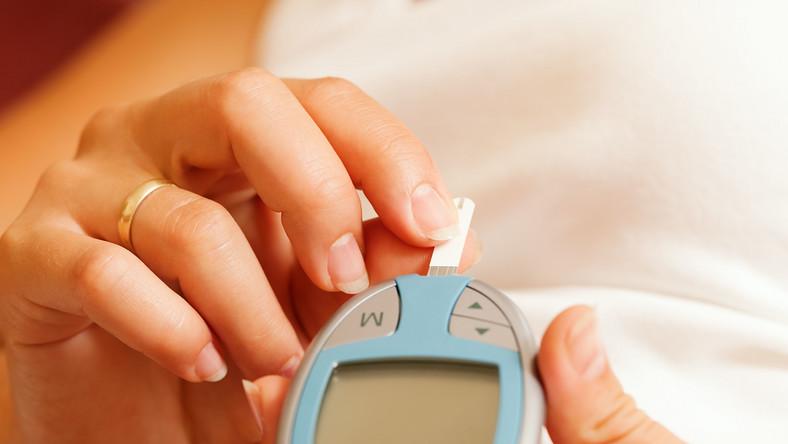 cukrzyca glukometr