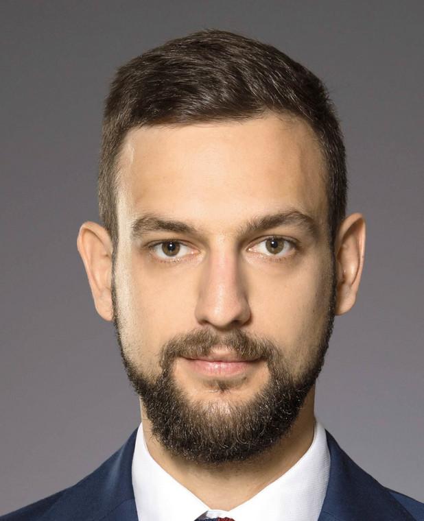 Mateusz Karciarz, prawnik z Kancelarii Radców Prawnych Zygmunt Jerzmanowski i Wspólnicy