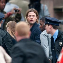 Brad Pitt walczy z wirusem zombie