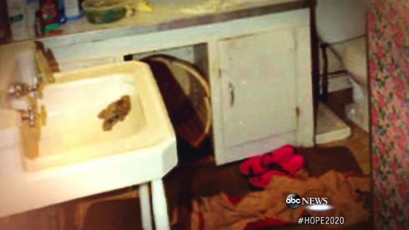 Kuća u kojoj su žene bile zatočene