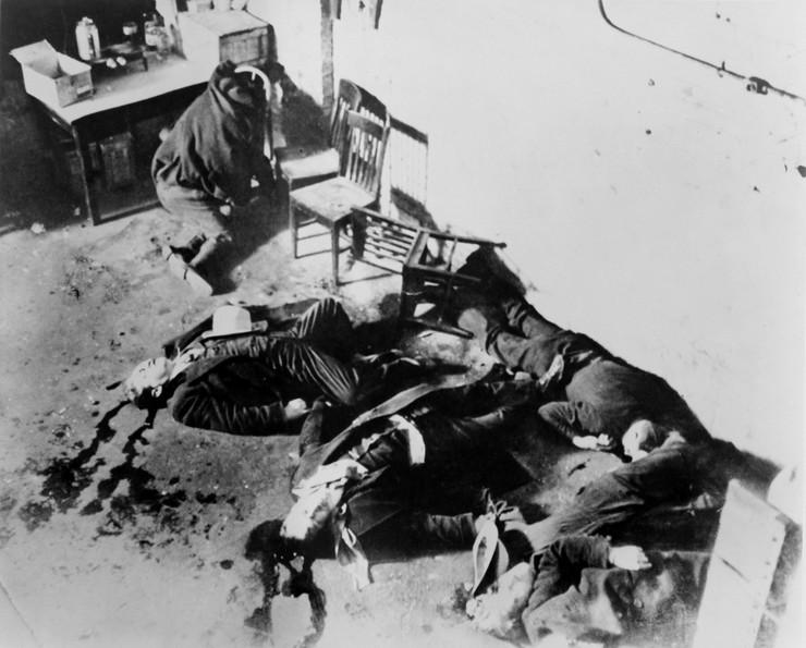 Masakr na dan zaljubljenih, Al Kapone