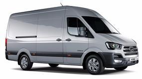 Hyundai H350 Fuel Cell - wodór nie ogranicza możliwości dostawczych