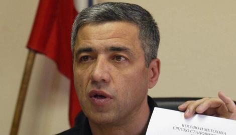 PORTRET OLIVERA IVANOVIĆA Nikome na trusnom Kosovu nije odgovarao čovek koji MISLI SVOJOM GLAVOM