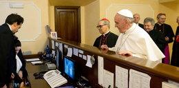 Gest papieża. W hotelu byli w szoku!