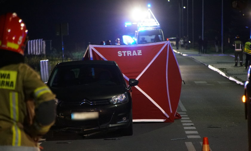 Straszny wypadek na Lubelszczyźnie. Nie żyje 10-latek.