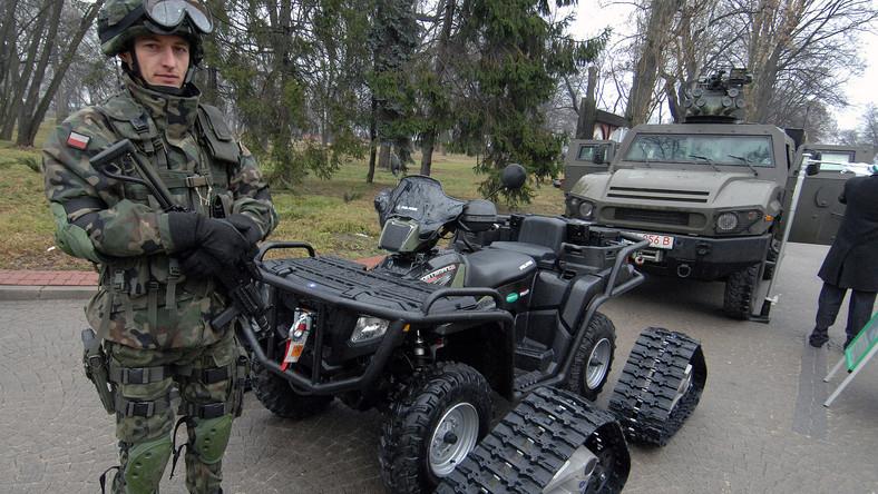 Polski przemysł zbrojeniowy modyfikuje sprzęt