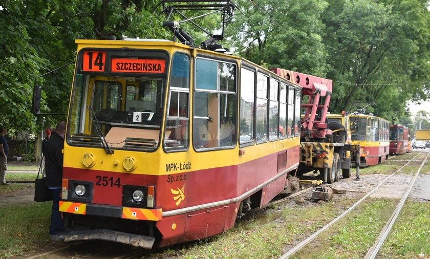 Tramwaj silnik dąbrowskiego