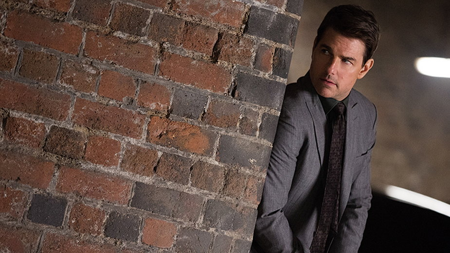 """Tom Cruise jako Ethan Hunt w serii """"Mission: Impossible"""""""