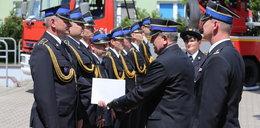 Strażacy i bohaterowie dostali nagrody