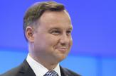 Anžej Duda, Poljska, Tanjug AP