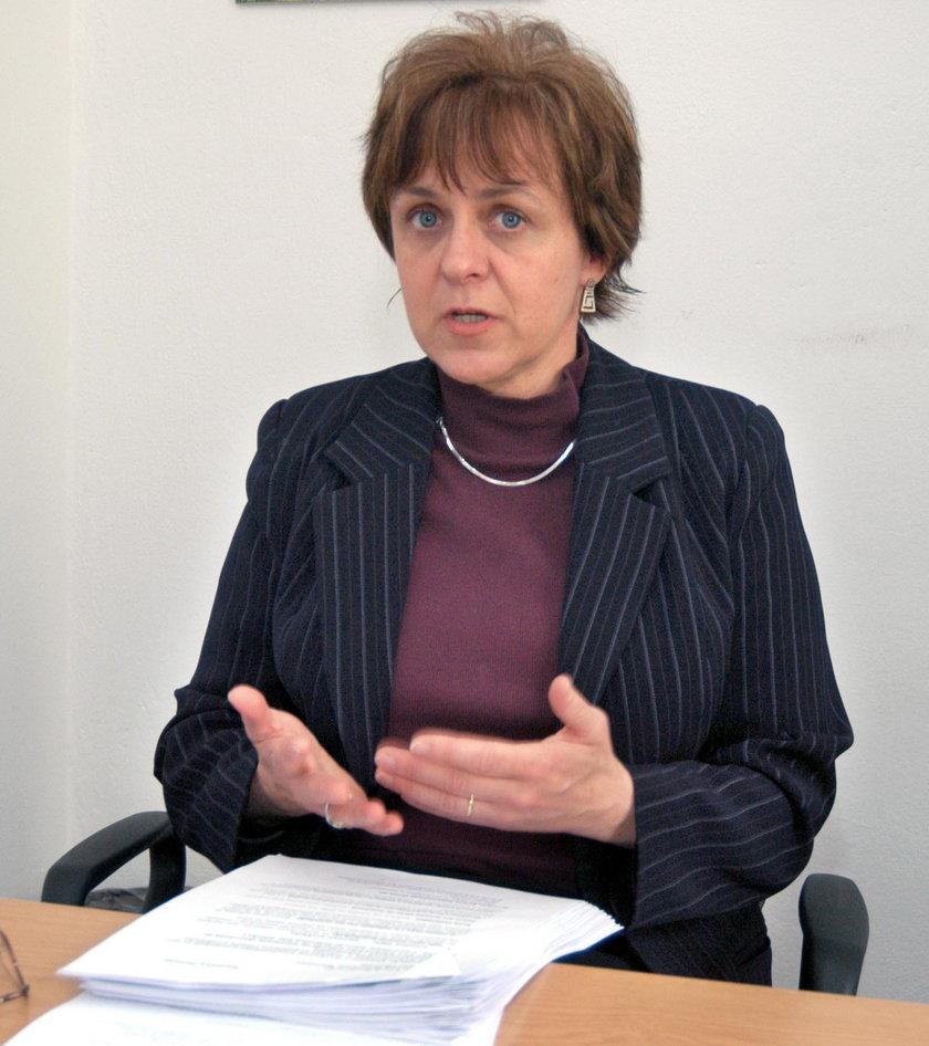 Joanna Kluzik Rostkowska