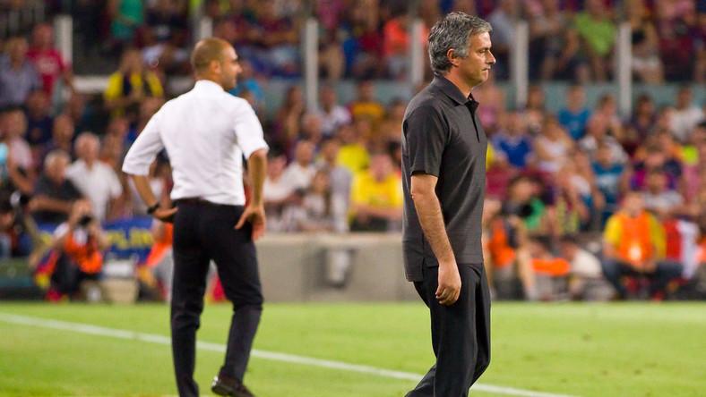 Pep Guardiola i Jose Mourinho