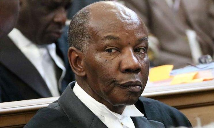 Lawyer Fred Ngatia who represented President Uhuru Kenyatta during the 2017 Supreme Court presidential petition