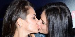 Francuski pocałunek! Tak kochają gwiazdy