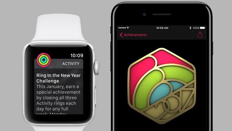 Apple watches will help you keep New Year's resolutions