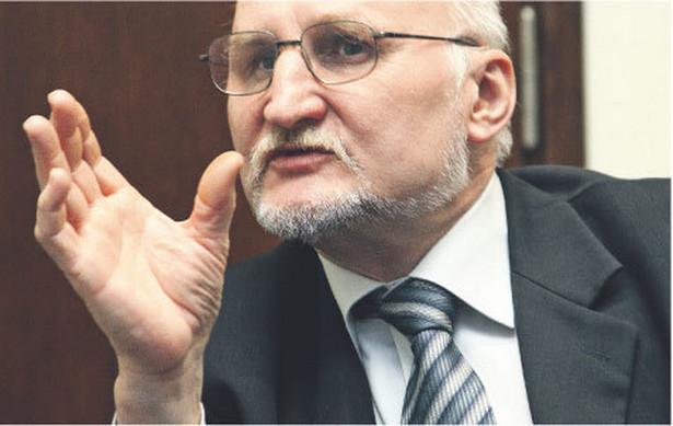 Kierowana przez Andrzeja Polakowskiego Poczta Polska przyniesie ponad 185 mln zł straty Fot. Wojciech Górski