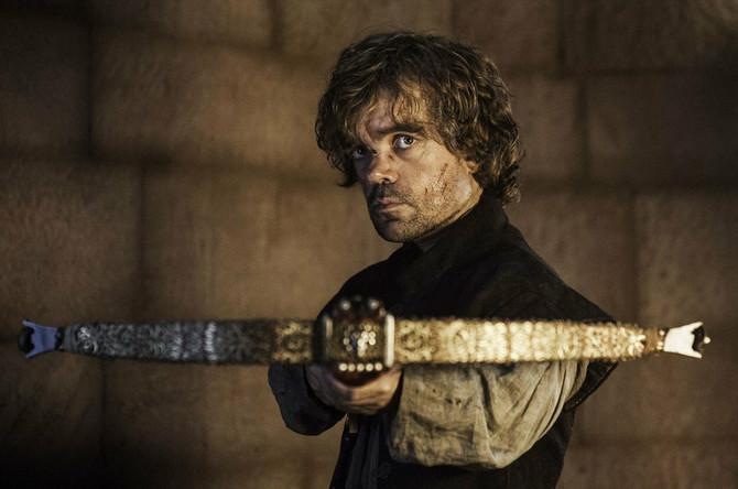 Piter Dinklidž kao Tirion Lanister