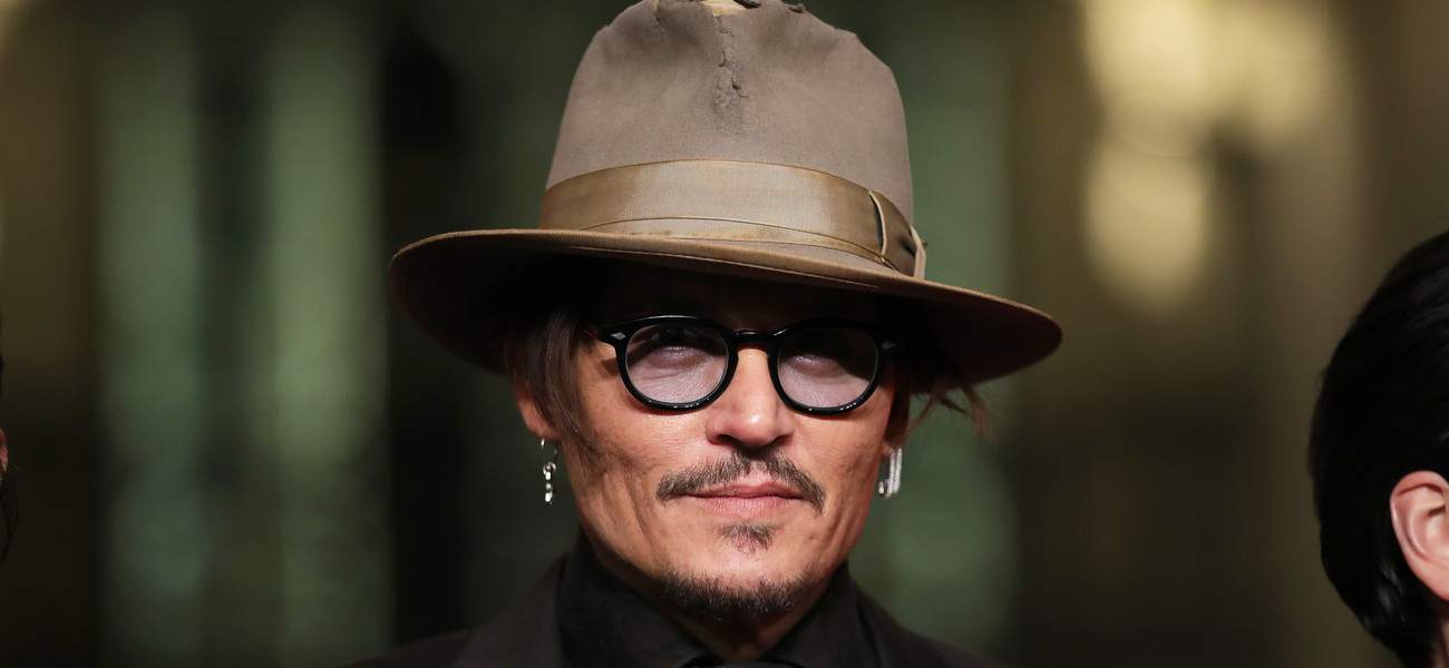 Johnny Depp / Andreas Rentz / GettyImages