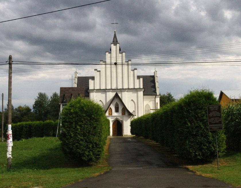 Kościół w Hłudnie