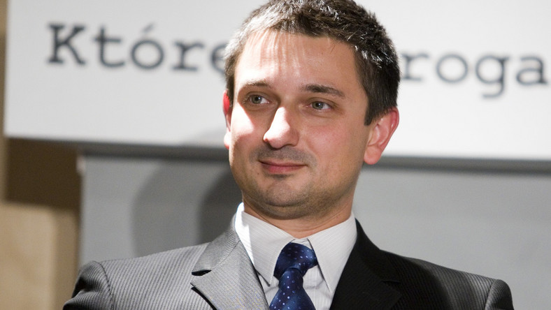 Misiak nie poprowadzi PO do eurowyborów