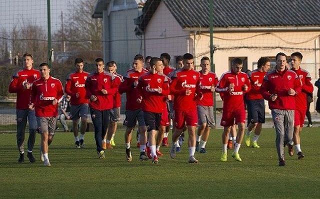 FK Crvena zvezda kadeti