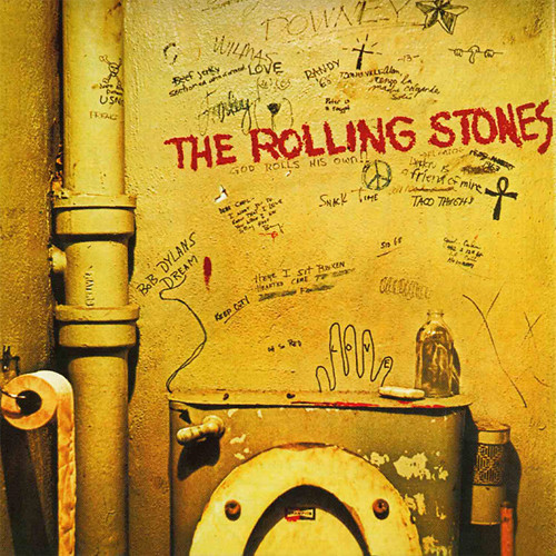 "The Rolling Stones - ""Beggars Banquet"""