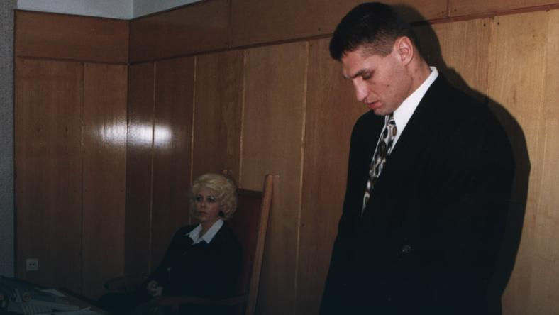 Andrzej Gołota w sądzie