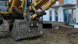 Tragiczny wypadek na budowie w Siewierzu. Mężczyznę zginął przysypany ziemią