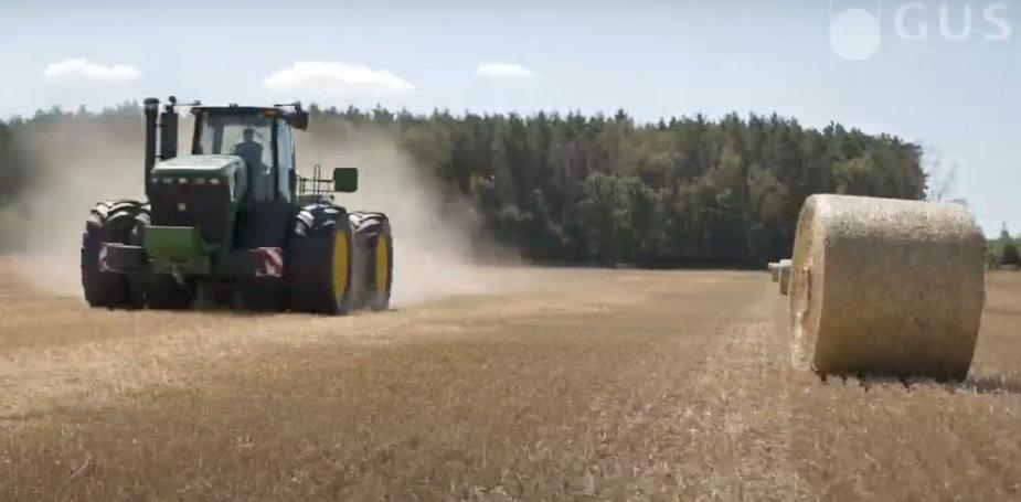 W całym kraju spisem objętych zostało ponad półtora miliona gospodarstw rolnych