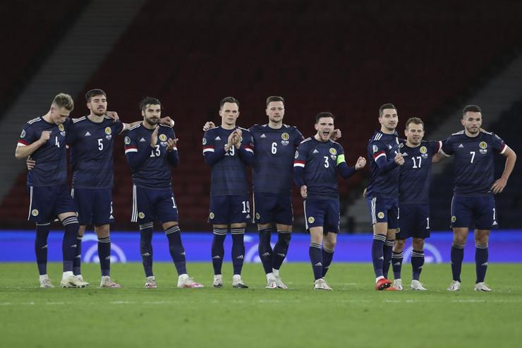Fudbalska reprezentacija Škotske