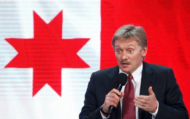 Dmitri Peskov