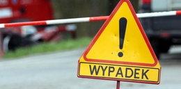 Śmiertelny wypadek we Wrocławiu. Pasażerka walczy o życie